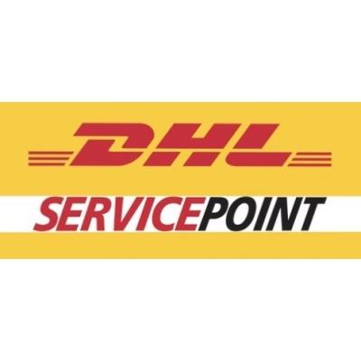 Verzendkosten - Pakket naar DHL Servicepoint