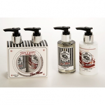 Bath & Body - Giftset - MUSK - Douchegel & Aftershave - FOR MEN