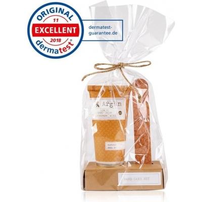 Kado vrouwen - 2-delig Handverzorging geschenkset Premium collection – Argan olie & Shea Butter - Cadeau voor moeder - vriendin - echtgenote - oma