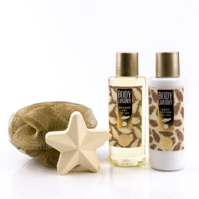 Bad Set - BODY LUXE - Warm Vanilla & Lime Blossom