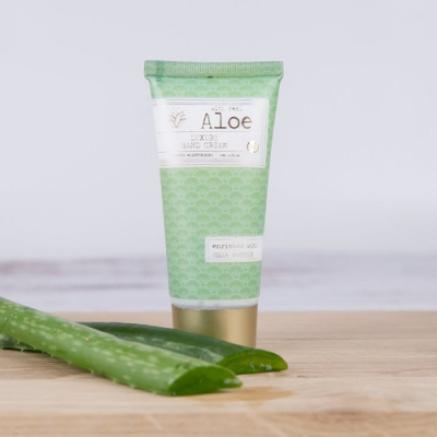 Hand Cream - ALOË VERA en SheaButter 60ml