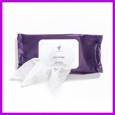 YOU·OLOGY cleansing cloths
