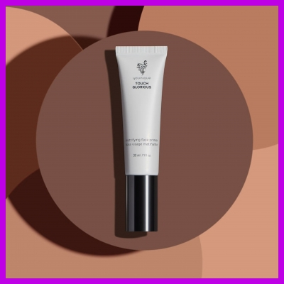 TOUCH GLORIOUS mattifying face primer