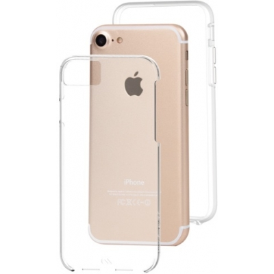 Case-Mate - Naked Tough - Transparant - iPhone 6/6s/7