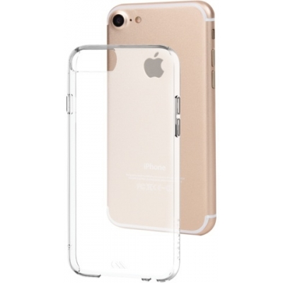 Case-Mate - BarelyThere - Transparant - iPhone 6/6s/7