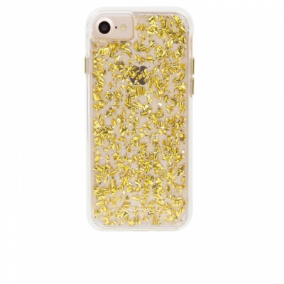 Case-Mate - Karat Gold - Transparant - iPhone 6/6s/7