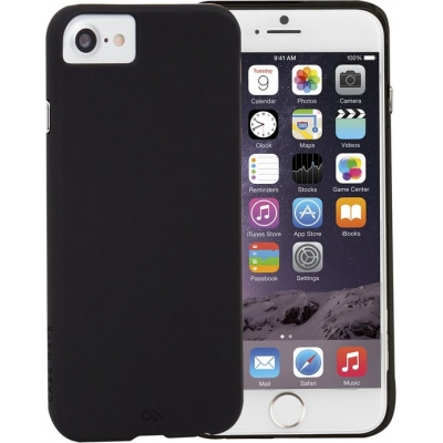 Case-Mate - BarelyThere - Zwart - iPhone 6/6s/7