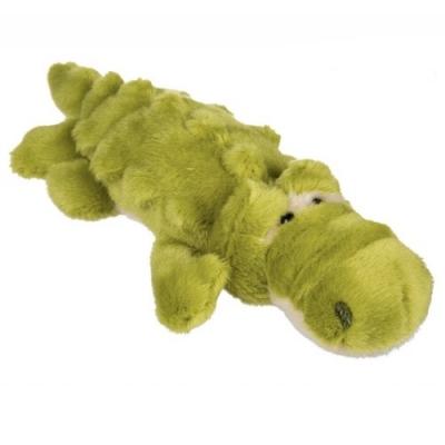 Pluche Groene Krokodil - 23 x 12 x 5 cm - PK936