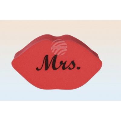 Mrs. Spons - Rood - Bad