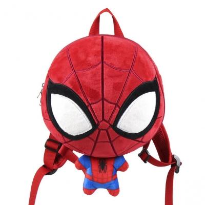 Marvel - Spiderman - 3D school rugzak - Rood/Zwart - 8427934248193
