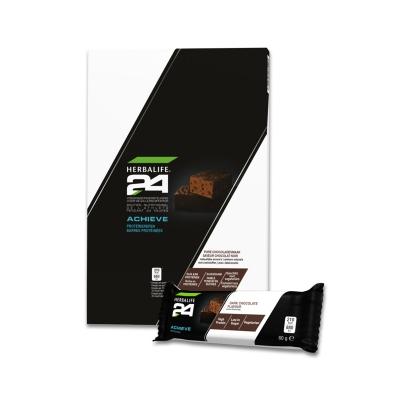 Achieve Proteïnerepen Pure chocoladesmaak 6 repen van 60 gr
