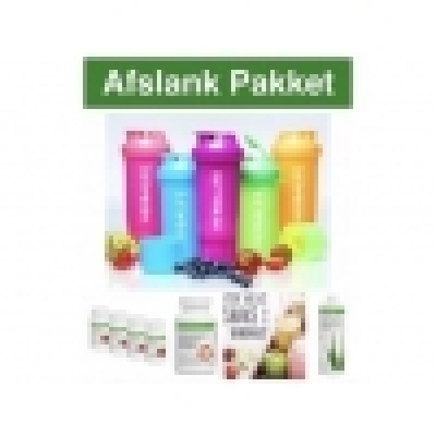Afslank Pakket -  (Shake, Thee, Aloe Vera en Thermo Complete)