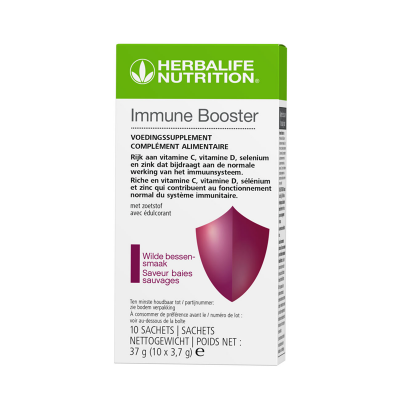 Immune Booster - Wilde bessen 10 zakjes à 3,7g