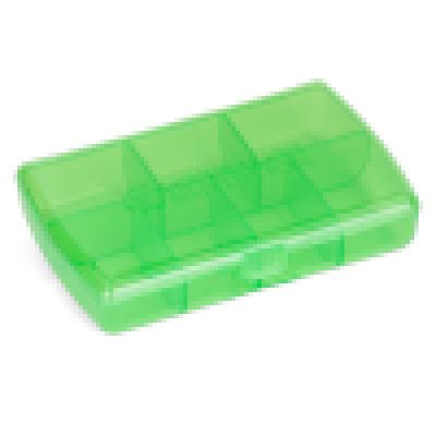 Tablettendoos - Klein (L 9,20 x B 5,90 x H 1,90 cm) - 299A
