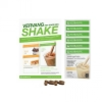 Try-Out - Proefpakket - Voeding - 6x voedingsshake vanille