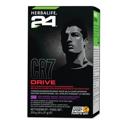 CR7 Drive - Açai Bessen - Zakjes 10 stuks