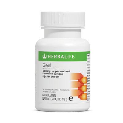 Geel - 60 tabletten