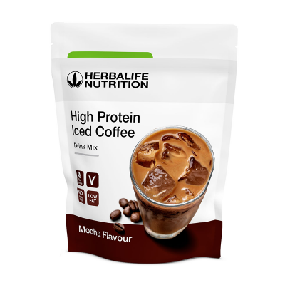 High Protein Iced Coffee - Mokka - 322 g