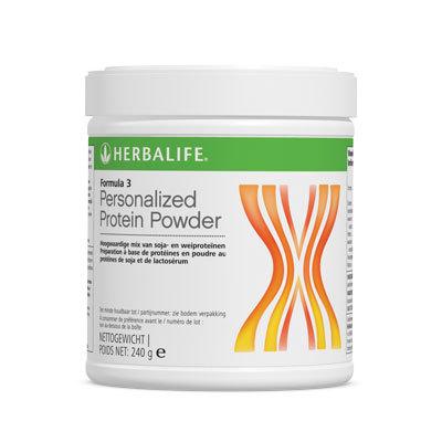 Formula 3 Proteïne Poeder 240 gram