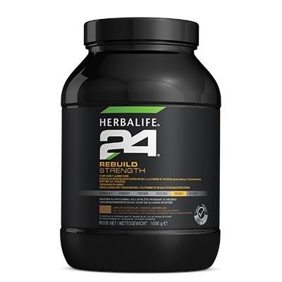 H24 Rebuild Strength - Chocoladesmaak - 1000 gram