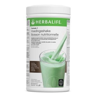 Munt Chocolade (4471) - 550 gram - Voedingsshake